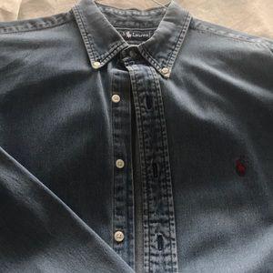 Men's Jean shirt